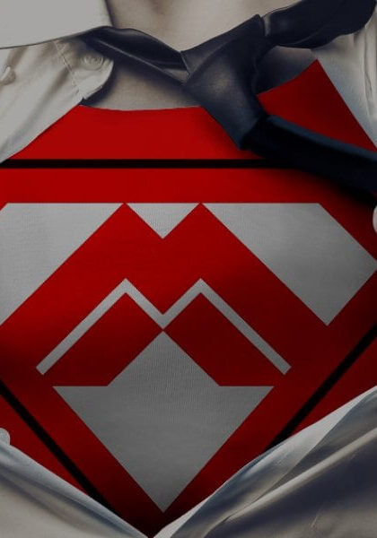 MicroAge superhero