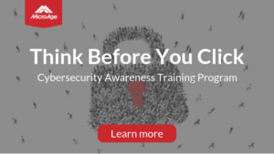 Think Before You Click cybersecurity program
